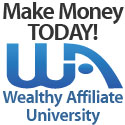 Image of wealthy affiliate university