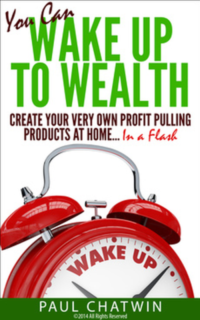 You Can Wake Up To Wealth EBook