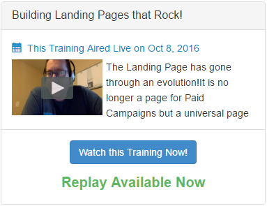 Image of how to make a landing page in Wordpress