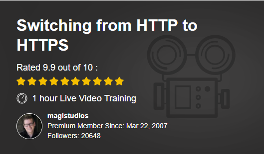 Switching from HTTP:// to HTTPS://