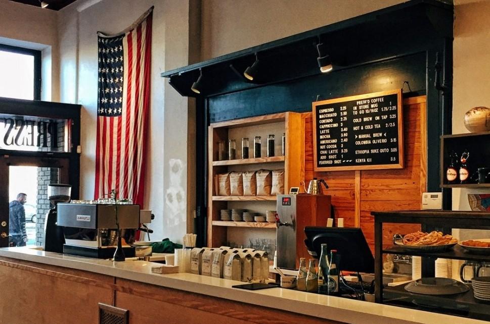 Coffee Shop Franchise