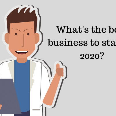 best business to start in 2020